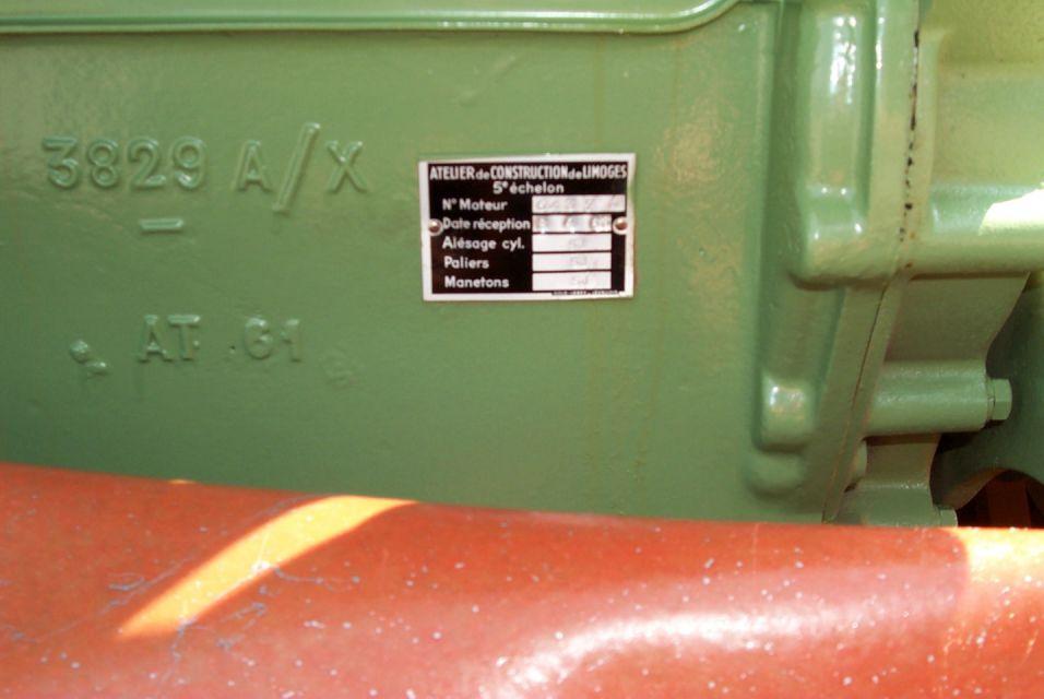 White 160AX Engines N.O.S.
