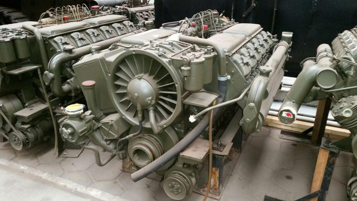 Deutz Engine F12L714A