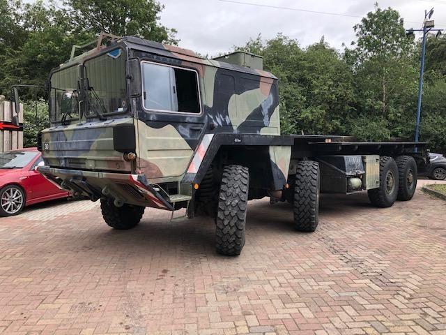 MAN KAT 1 A1 8x8 truck
