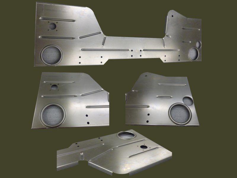 CMD M151 A1 A2 Body Panels