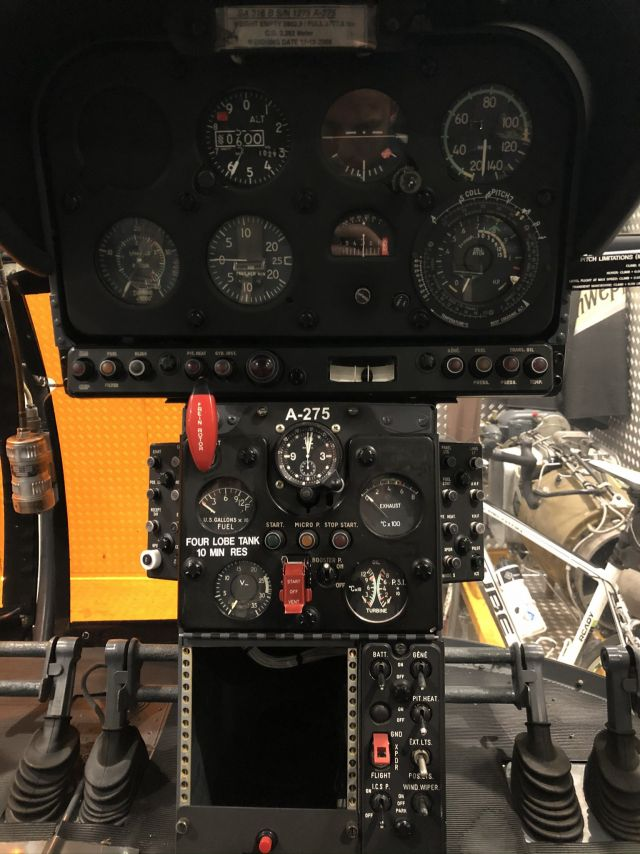 Alouette 3 ex Dutch Royal Family SA316B